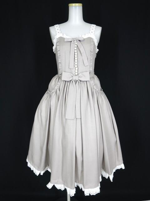 Angelic Pretty Nostalgic Gardenジャンパースカート