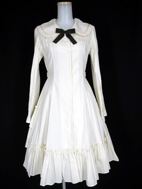 Victorian maiden マリンブラウスワンピース(長袖)