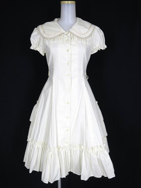 Victorian maiden マリンブラウスワンピース(半袖)