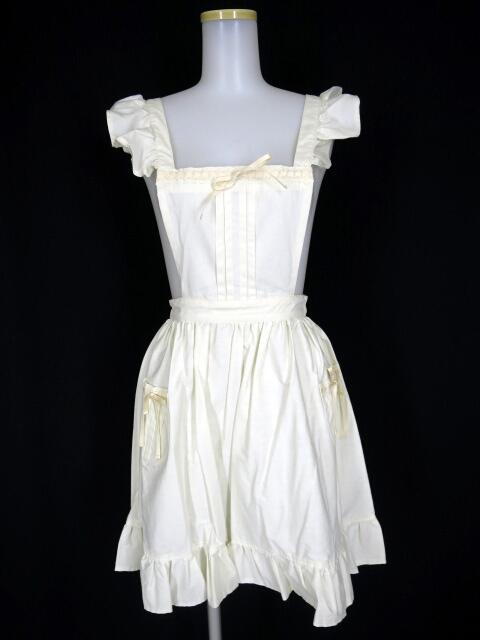 Victorian maiden フリルエプロン