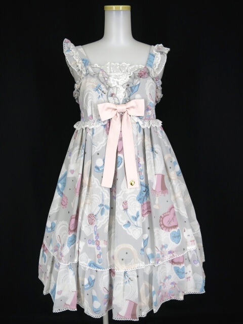 Angelic Pretty My Favorite Roomジャンパースカート