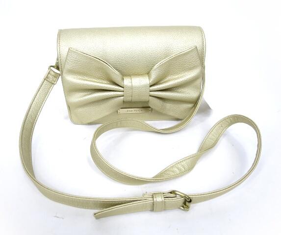 Jane Marple リボンモチーフのショルダーバッグ