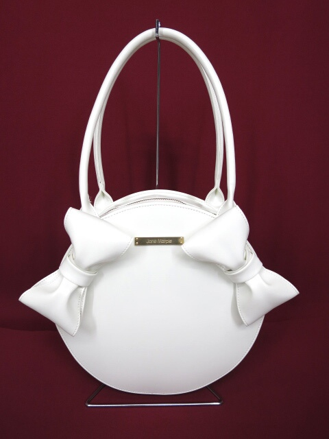 Jane Marple ダブルリボンのバッグ