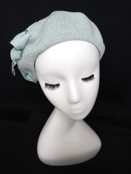 Enchantlic Enchantilly Summer リボンベレー帽