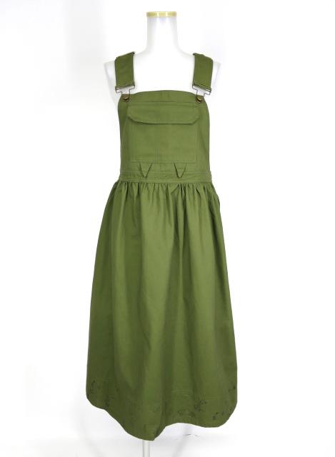 MINT NeKO サロペットスカート