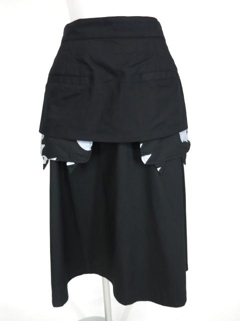MINT NeKO ネコポケットロングスカート