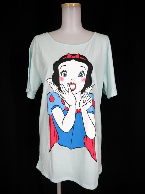 LISTEN FLAVOR 白雪姫Tシャツ
