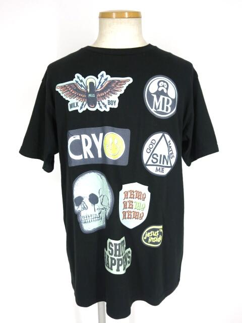 MILK BOY WAPPEN Tシャツ