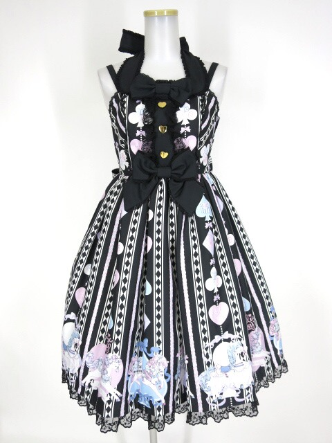 Angelic Pretty Milky Pony Carnivalジャンパースカート