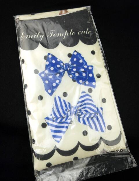 Emily Temple cute ティースプーン&リボンタイツ