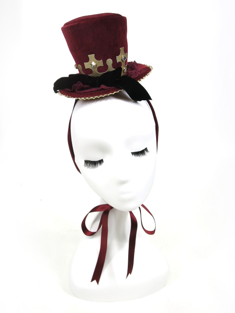Angelic Pretty Royal CirqueミニHat