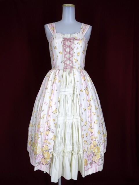Victorian maiden ローズガーデンエレガントドレス