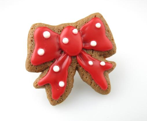 Q-pot. リボンシュガークッキー リング