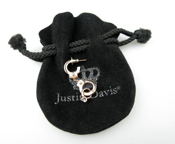 Justin Davis LOVE CUFF DELUXE ピアス SEJ438