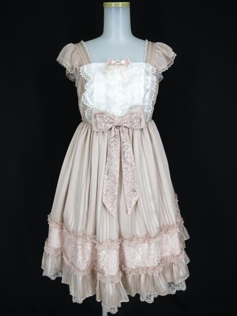 Angelic Pretty イノセントLadyジャンパースカート