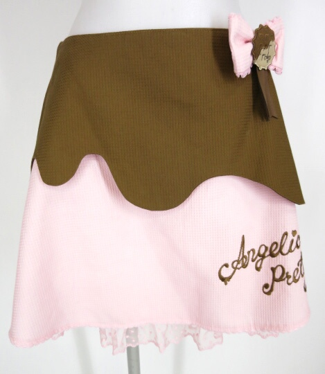 Angelic Pretty Sweetワッフルスカート