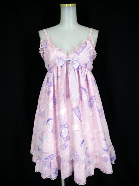 Angelic Pretty Lovely Bathroomジャンパースカート