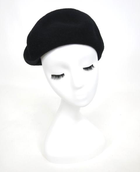 Vivienne Westwood オーブ刺繍入りバスクベレー帽