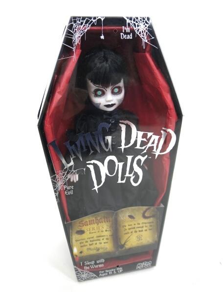 LIVING DEAD DOLLS シリーズ26 Samhain