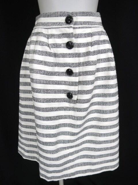 MILK ラメボーダースカート