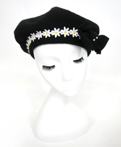 Emily Temple cute マーガレットベレー帽