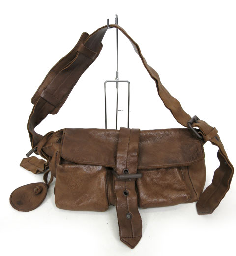 Vivienne Westwood アンティークレザーバッグ