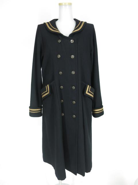 EXCENTRIQUE Black Sailorコート