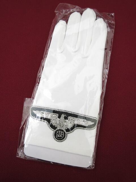 Metamorphose D.Walkureワッペン付き手袋