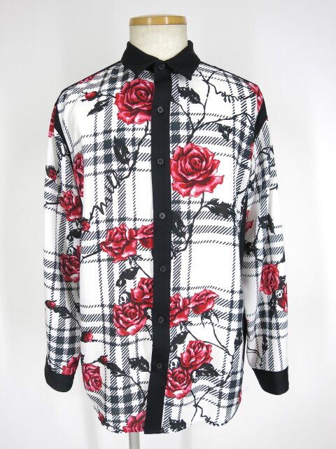 MILK BOY ROSE シャツ