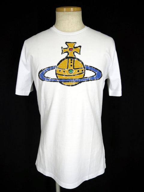 Vivienne Westwood MAN オーブプリントTシャツ