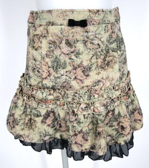 Emily Temple cute ゴブラン織りスカート