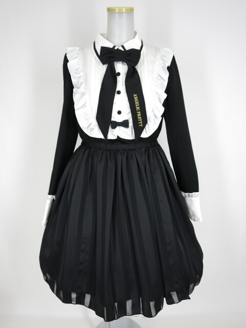 Angelic Pretty Vintage Doll長袖ワンピース