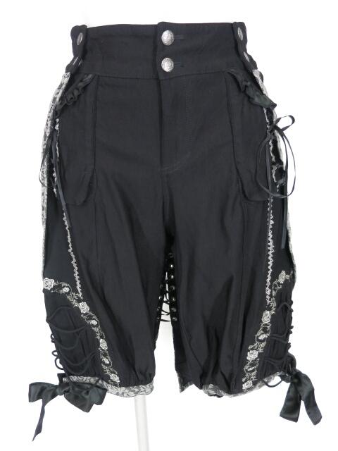 OZZ ONESTE 燕尾スカート付きハーフパンツ