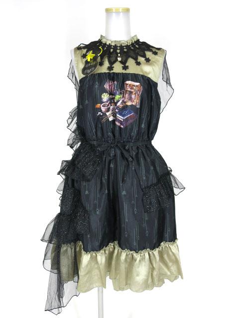 Fanplusfriend Vintage Gothic ドレス