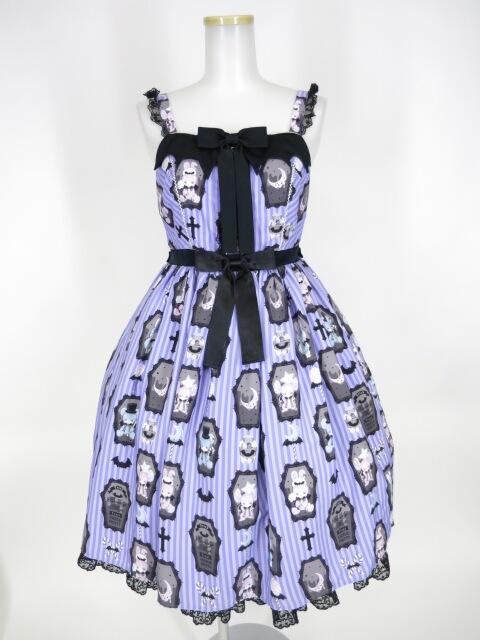 Angelic Pretty Horror Candy Shopジャンパースカート