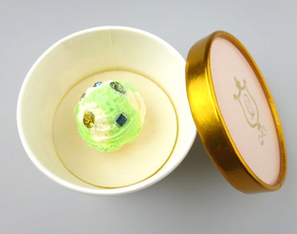 Q-pot. キラキラメロンアイスリング