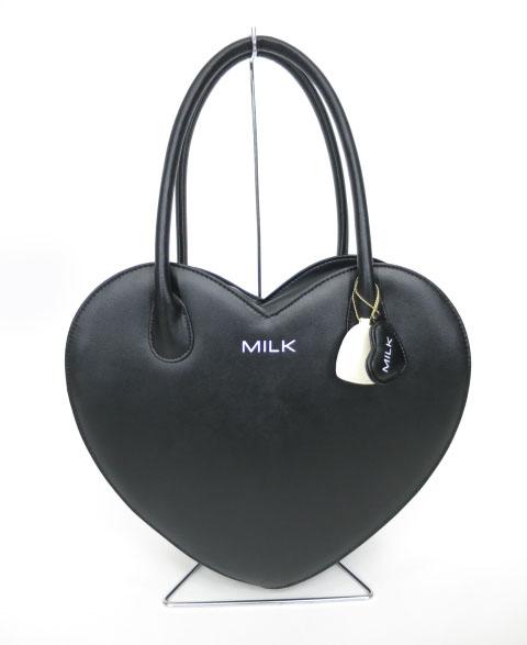 MILK ハートバッグ