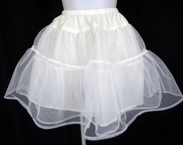 Victorian maiden チュールパニエスカート