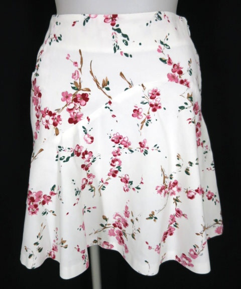 Vivienne Westwood 梅花柄スカート