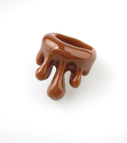 Q-pot. チョコレート メルトリング