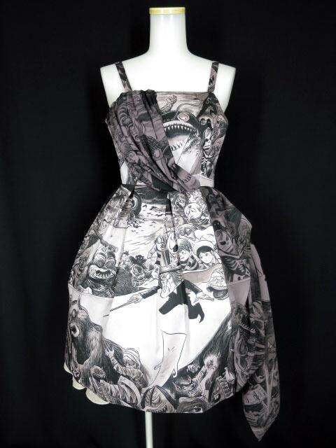 Juliette et Justine×水木しげ�... ティミディテ 妖怪ドレス