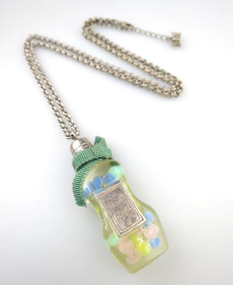 Jane Marple ボトルネックレス
