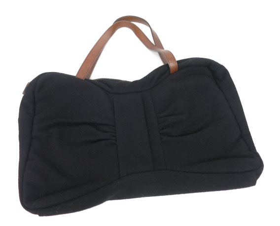 Jane Marple リボン型バッグ