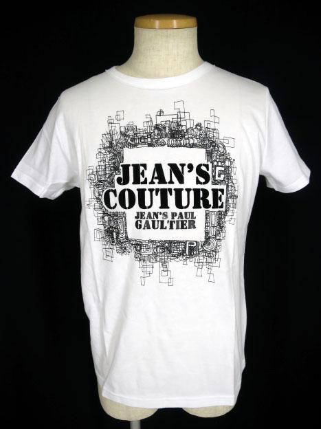 Jean Paul GAULTIER JEAN'S JEAN'S COUTURE プリントTシャツ