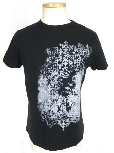 JEAN'S Paul GAULTIER リーフ柄Tシャツ