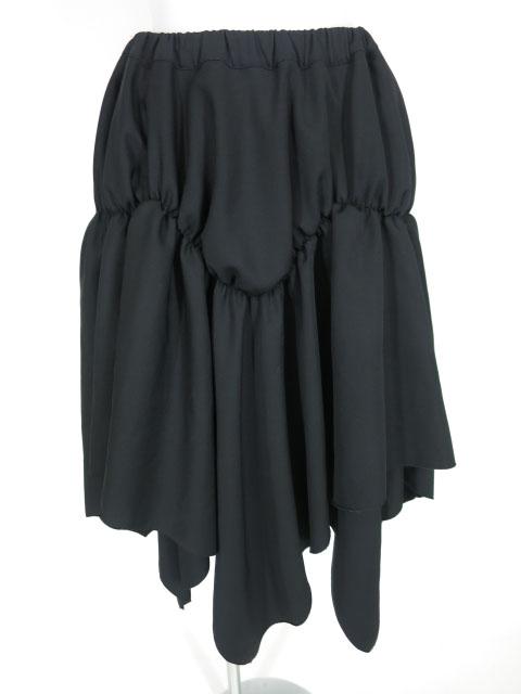 ATELIER PIERROT シャーリングギャザースカート