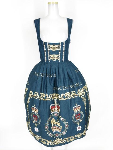 Innocent World エリザベスコルセットジャンパースカート