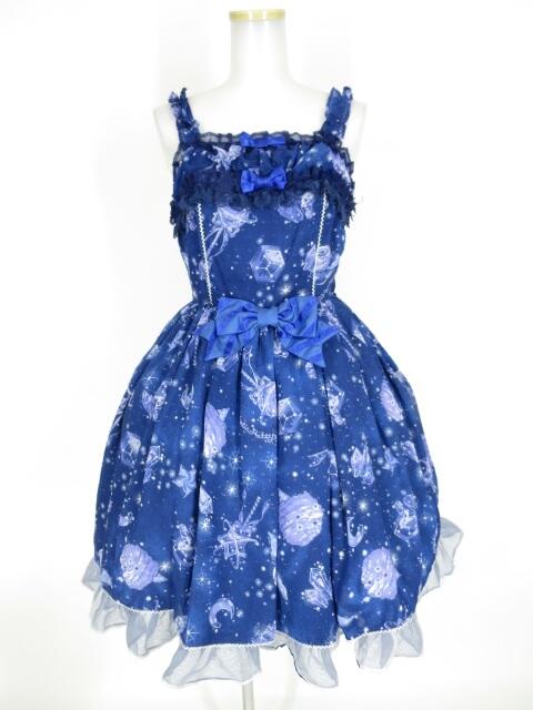 Angelic Pretty Space Lollipopジャンパースカート