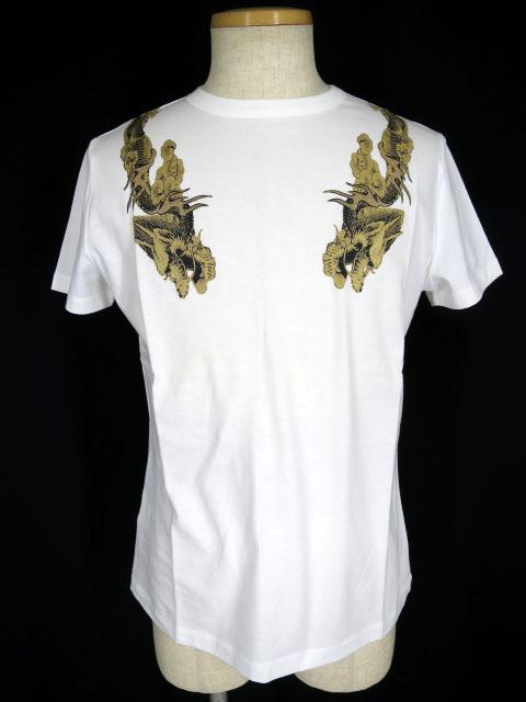 Jean Paul GAULTIER ドラゴンプリントTシャツ