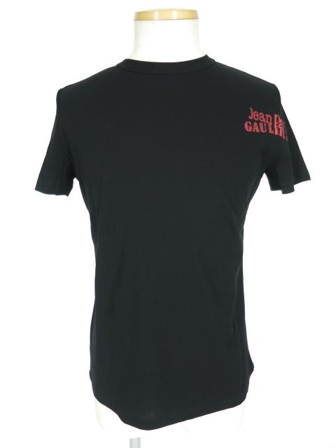 Jean Paul GAULTIER HOMME ロゴプリントTシャツ
